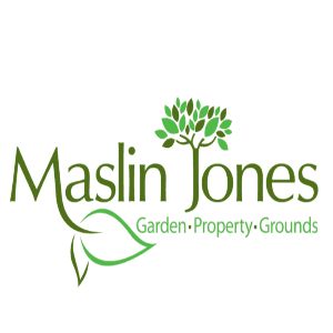 Logotip drevesa - Maslin Jones